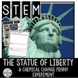 The Statue of Liberty STEM Activity | Google Classroom |Digital