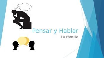 Pensar y Hablar- La Familia