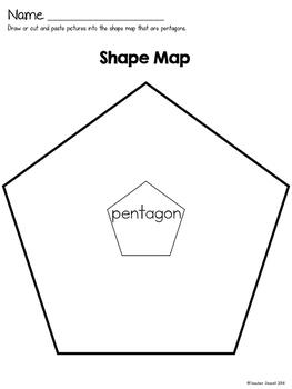 2D Shape Pentagon