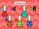 Pentatonic Handbells - Chevron