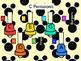 "Pentatonic Handbells - ""Mickey & Minnie Mouse"""