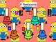"Pentatonic Handbells - ""Minions"""