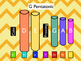 Pentatonic Posters Using Boomwhackers