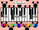 "Pentatonic Scales Keyboards - ""Mickey & Minnie Mouse"""