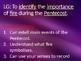 Pentecost 6 lessons