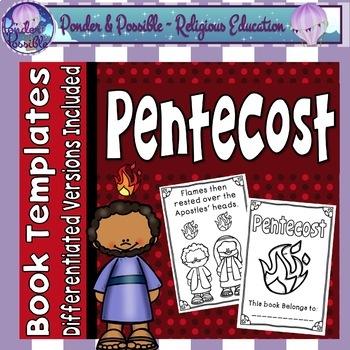 Pentecost Worksheets Teaching Resources Teachers Pay Teachers