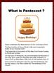 Pentecost Lesson