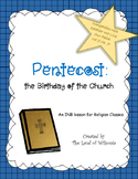 Pentecost: the Birthday of the Church