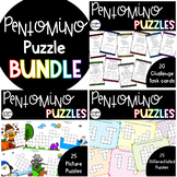 Pentomino Puzzles BUNDLE
