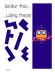 Pentomino Puzzles for Kindergarten to 2nd Grade: Geometry