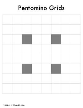 Pentomino Grids