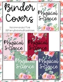 Peonies Binder Covers (FREEBIE)