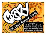 People Are Awesome QR Code Reward Cards
