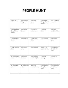 People Hunt