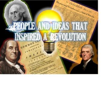 People & Ideas - American Revolution