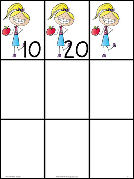 People Number Line Mystery by Kim Adsit