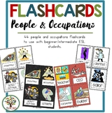 Flashcards People and Occupations