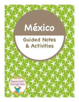 People, Places & Traditions:  Mexico