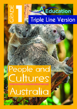 People and Cultures - Australia(II)- Grade 1 (with 'Triple