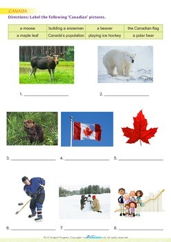 People and Cultures - Canada Day - Grade 3