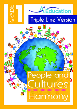 People and Cultures - Harmony (I) - Grade 1 (with 'Triple-
