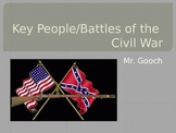 People and Events of the Civil War