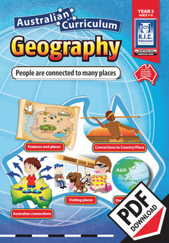 People are connected to many places – Australian Curriculum Geography – Year 2