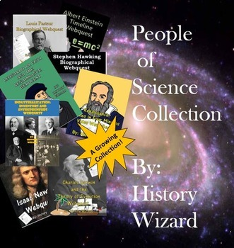 People in Science Collection