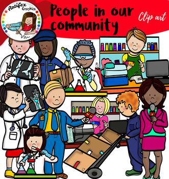 People in our community- MEGA  BUNDLE