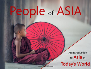 People of Asia