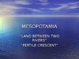 People of Mesopotamia