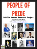 People of Pride: LGBTQ+ Heroes Research Project
