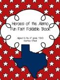 People of the Alamo Fun Fact Book