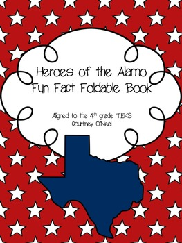 People of the Alamo Fun Fact Book