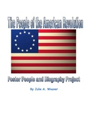 People of the American Revolution Project: Poster People,