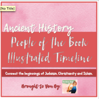 People of the Book Illustrated Timeline
