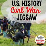 People of the Civil War Jigsaw {U.S. History}