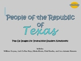 People of the Republic Pop-Up Images for Interactive Stude