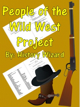 People of the Wild West Project