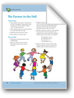 People on the Farm: Outdoor and Dramatic Play Activities