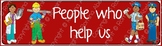 People who help us Theme Banner