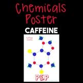 Chemicals Poster--Caffeine