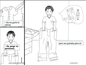 Pepe es Papá - Spanish (((Musical Echoing))) For Children