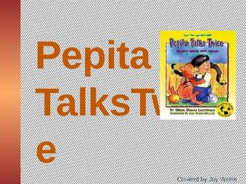 Pepita Talks Twice-A Harcourt Trophies Story