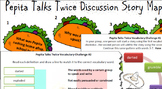 Pepita Talks Twice Comprehension Activities and Test Prep