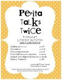 Pepita Talks Twice (Harcourt Supplemental Materials)