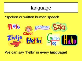 Pepita Talks Twice Vocabulary Houghton Mifflin Series
