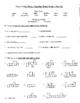 Pepita Talks Twice ~ Word Work ~ Spelling & Vocabulary