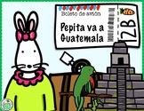 Pepita va a Guatemala Culture Minibook and Theme Pack