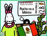 Pepita va a Mexico Culture Activity Pack Spanish Resources